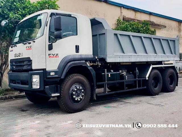 Cần bán xe ben Isuzu 13 tấn FVZ34QE4 trả góp lãi suất cực ưu đãi Xe-ben-Isuzu-FVZ34QE4-h1