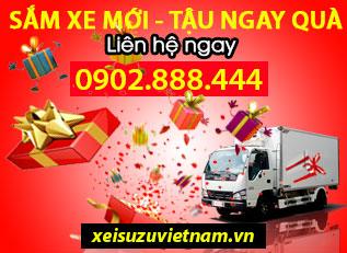 Khuyến mãi Isuzu Việt Nam