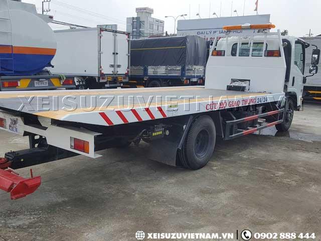 Xe cứu hộ sàn trượt Isuzu NQR75ME4 5T5 giá rẻ - Xeisuzuvietnam.vn
