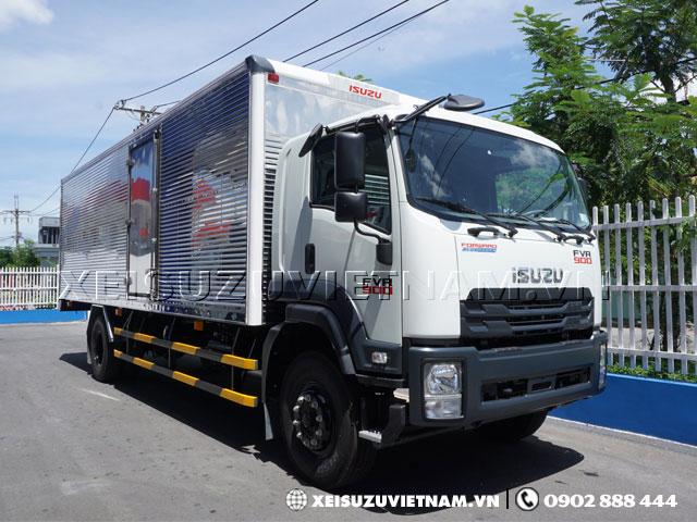 Xe tải Isuzu 8T5 thùng kín FVR34QE4 giá hấp dẫn - Xeisuzuvietnam.vn