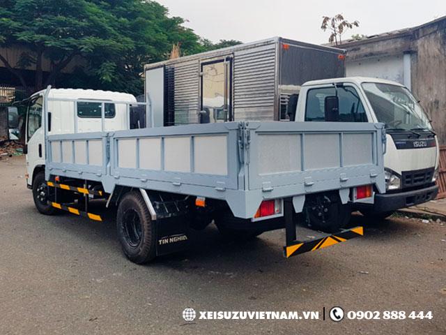 Xe tải Isuzu 1T95 thùng lửng - NMR85HE4 giá rẻ - Xeisuzuvietnam.vn