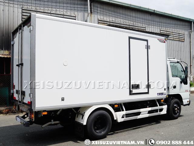 Xe đông lạnh Isuzu 2T5 - QKR77FE4 chất lượng - Xeisuzuvietnam.vn