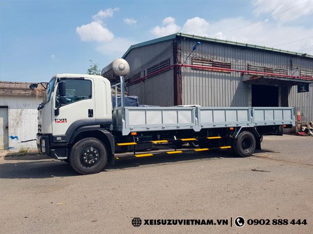 Xe tải Isuzu 8T5 thùng lửng FVR34SE4 mới 100% - Xeisuzuvietnam.vn