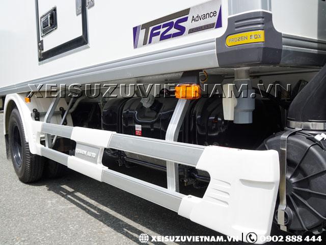 Xe đông lạnh Isuzu 1T9 - QKR77HE4 giá ưu đãi - Xeisuzuvietnam.vn