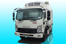 Xe đông lạnh Isuzu FRR90NE4