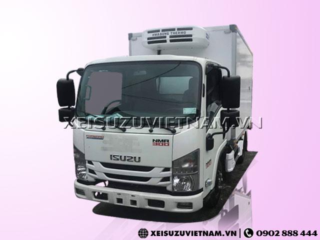 Xe đông lạnh Isuzu 2T45 - NMR310 giá tốt nhất - Xeisuzuvietnam.vn