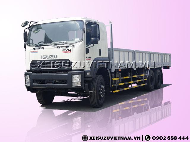 Xe tải Isuzu 15 tấn thùng lửng FVM34WE4 giá rẻ - Xeisuzuvietnam.vn