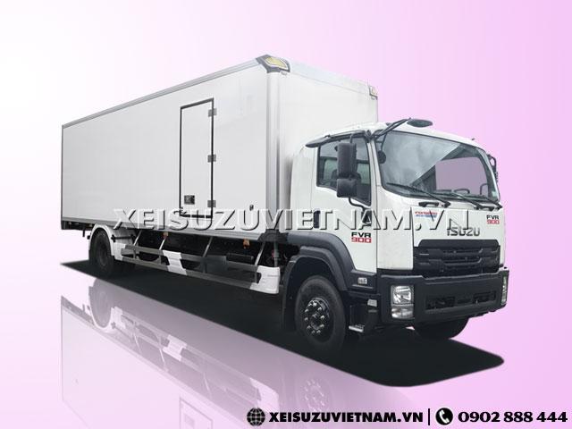 Xe Tải Isuzu 7T5 Thùng Bảo Ôn - FVR34UE4