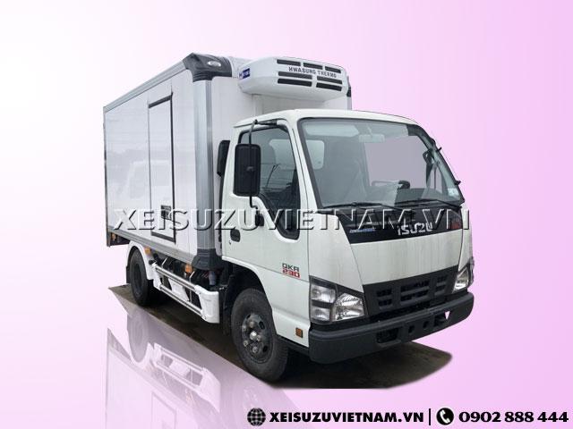 Xe đông lạnh Isuzu 1 tấn - QKR230 chất lượng cao - Xeisuzuvietnam.vn