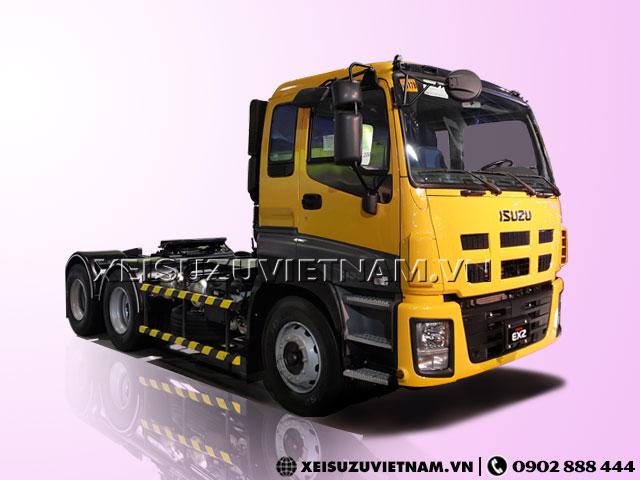 Xe đầu kéo Isuzu EXZ 2 cầu 390Ps giao ngay - Xeisuzuvietnam.vn