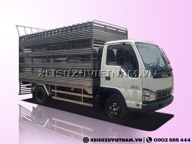 Xe Tải Isuzu 2T4 Chở Gà Vịt - QKR77HE4