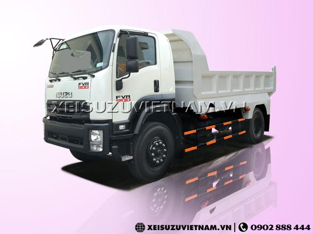 Xe ben Isuzu FVR34LE4 giá cực sốc - Xeisuzuvietnam.vn