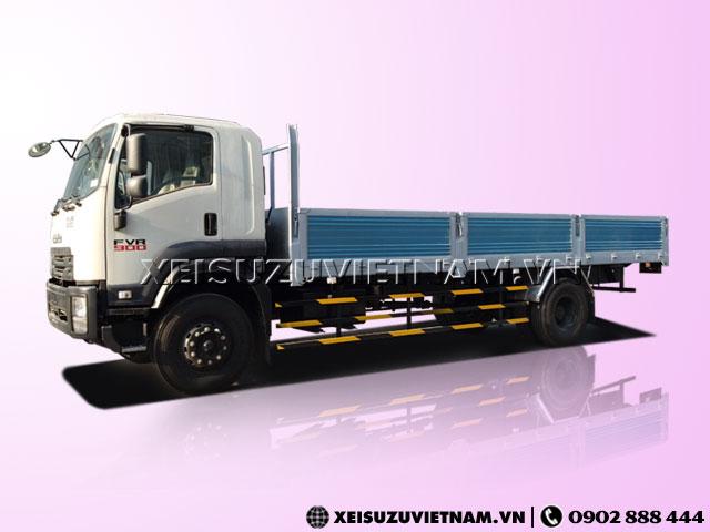 Xe Tải Isuzu 8T2 Thùng Lửng - FVR34SE4